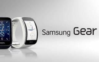 Часы-смартфон Samsung Gear S