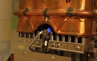 Почему газовая колонка гаснет и отключается