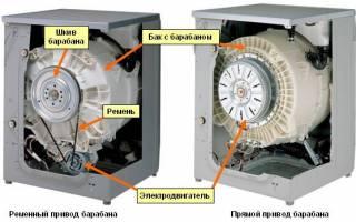 Достоинства и недостатки стиральной машины LG с прямым приводом