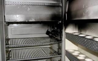 Основные неисправности холодильников