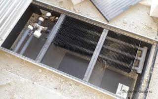Преимущества водяных конвекторов отопления