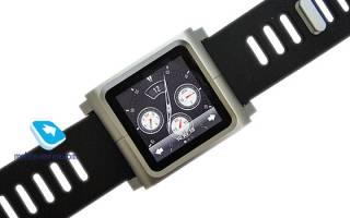 Умные часы для беговых тренировок от компании Motorola