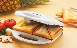 Какую сэндвичницу купить для дома