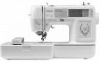 Рейтинг лучших моделей швейных машин