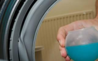 Подбираем правильные средства для чистки стиральных машин