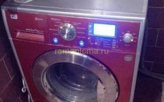 Разборка стиральной машины LG своими руками