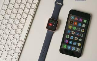 Обзор Apple watch series 2
