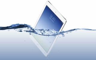 Причины самостоятельной перезагрузки iPad