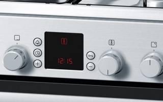 Инструкция по использованию газовой плиты