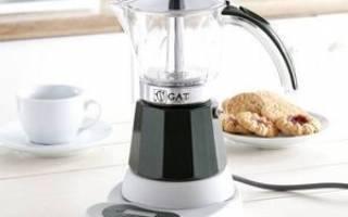 Как правильно использовать гейзерную кофеварку
