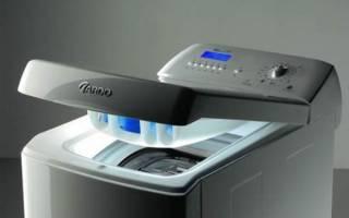 Правила выбора стиральной машины с вертикальной загрузкой