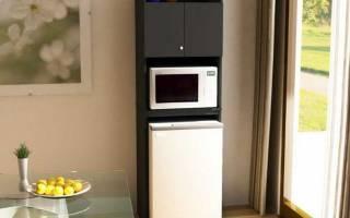 Разрешается ли ставить микроволновку на микроволновку