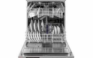 Обзор посудомоечных машин Beko