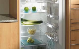 Правильный выбор встраиваемого холодильника – гарантия отсутствия проблем