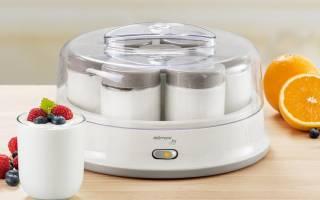 Как правильно пользоваться йогуртницей