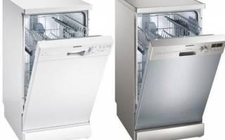 Особенности узких встраиваемых посудомоечных машин