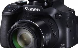 Модельный ряд фотоаппаратов Canon