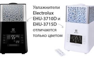 Обзор увлажнителей от Electrolux