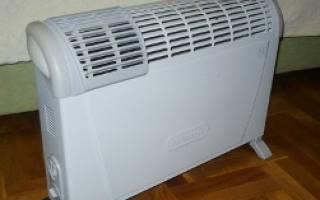 Как работают электрические напольные конвекторы отопления