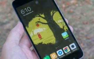 Обзор Xiaomi Redmi Note 5/5а