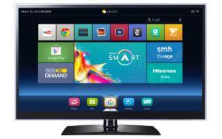 Бренд Prestigio выпустил новый бюджетный телевизор с изображением высокого качества