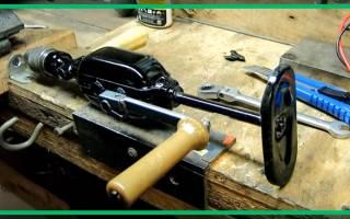 Разновидности механических ручных дрелей