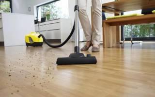 Как пользоваться моющими пылесосами
