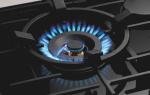 Как работает газовая плита