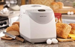 Самые нужные функции в вашей хлебопечке