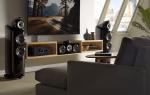 Подключение акустических систем к телевизору
