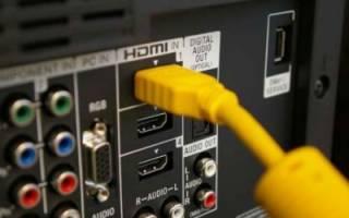 Почему телевизор не видит ноутбук через HDMI
