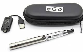 Правила зарядки электронной сигареты