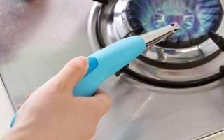 Виды и особенности зажигалок для газовой плиты
