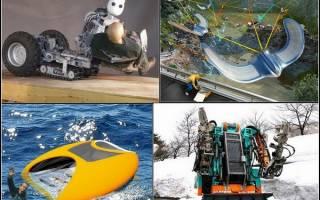 Сверхпродуктивный робот-спасатель