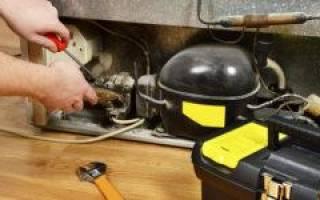 Как осуществить ремонт холодильника своими руками