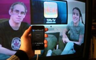 Четыре способа подключить IPhone к телевизору