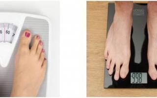 10 лучших моделей напольных весов