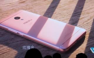 Обзор характеристик смартфона Мейзу М5S