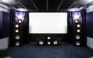 Особенности самостоятельной сборки домашнего кинотеатра
