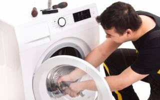 Самостоятельная диагностика неисправностей стиральной машины