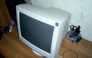 Делаем телевизор из монитора своими руками